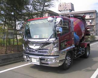 shiny-mixer-truck