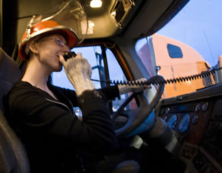 truck-driver-talking-on-cb-radio
