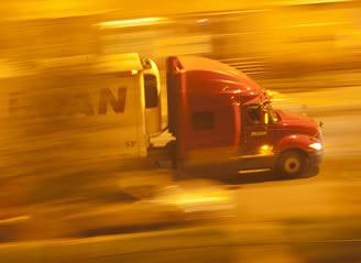 trucker-driving-fast