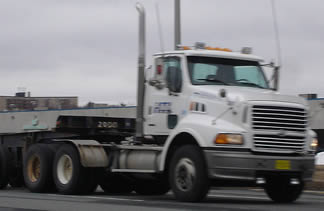 white-semi-truck-and-trailer
