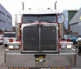 front-of-big-rig-truck